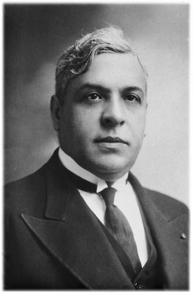 Aristides de Sousa Mendes in 1940 uring the time when he was the Portuguese Consul-General in Bordeaux, France.