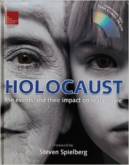 Holocaust book cover