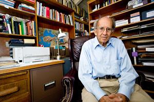 Dr. J. Michael Hagopian at his office in June 2010