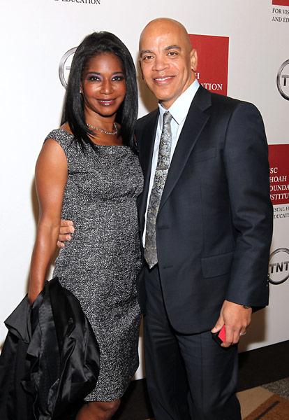 Karen and Ricky Minor.