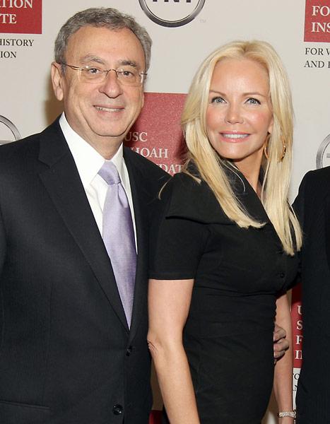USC Shoah Foundation Institute Board member Mickey Shapiro and his wife, Karen Shapiro.