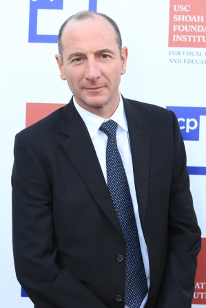 Andy Bird, Chairman of Walt Disney International.