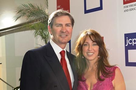 Ken Lowe and Julia Baker