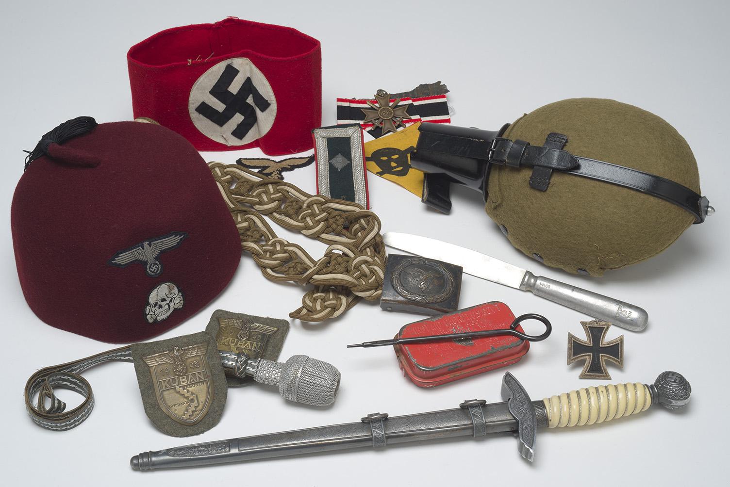 Nazi military artifacts