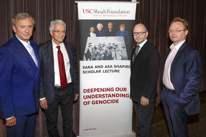 Shapiro Scholar Lecture, Omer Bartov, May 8, 2017