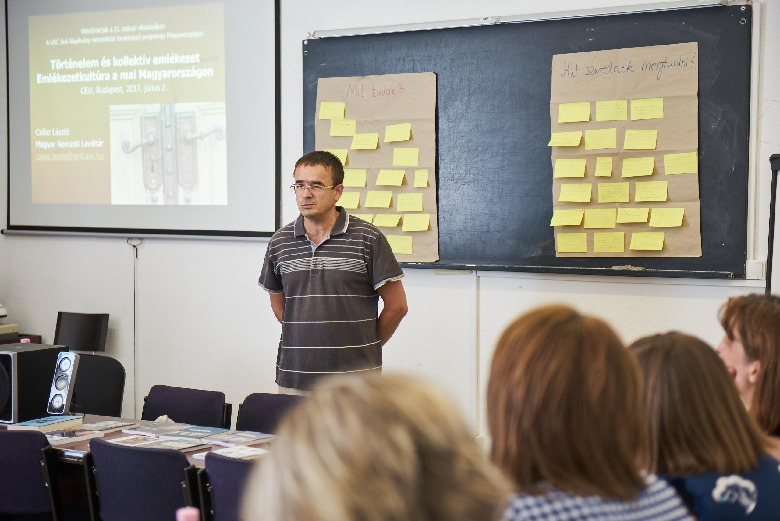 Master Teacher Hungary 2017