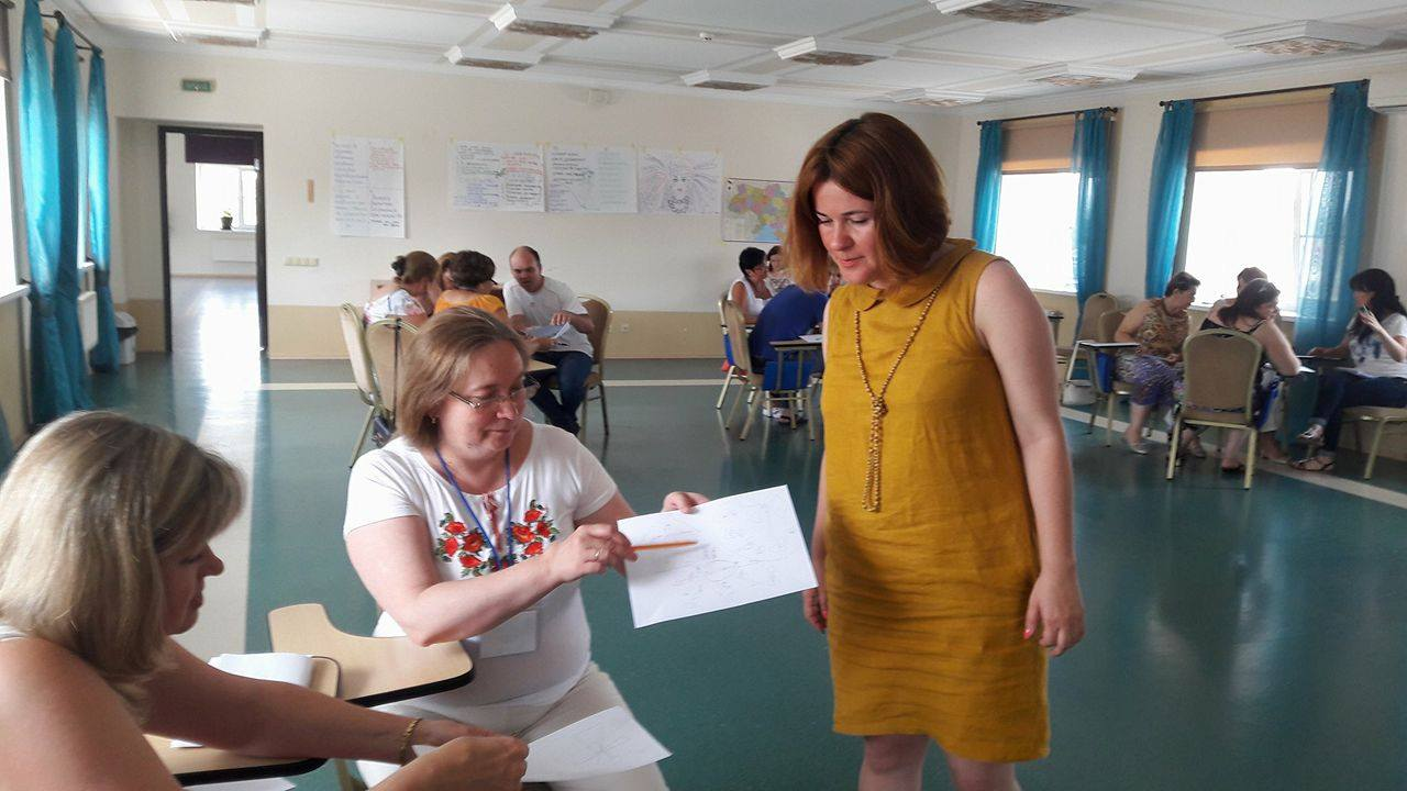 Ukraine Conflict Prevention and Cultural Understanding Training, July 19, 2017