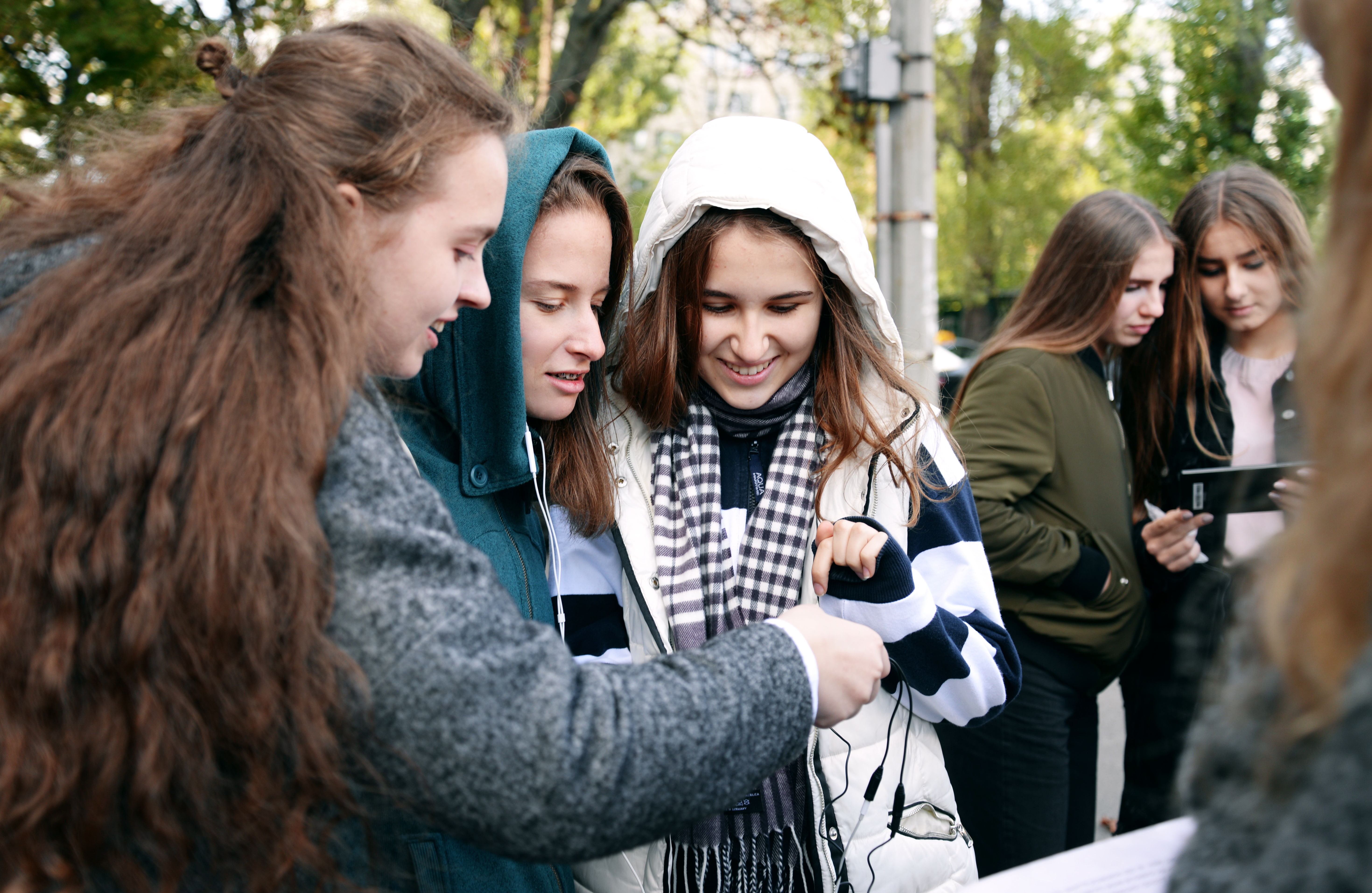Kinder Garden: Ukrainian Students Commemorate Anniversary Of Babi Yar