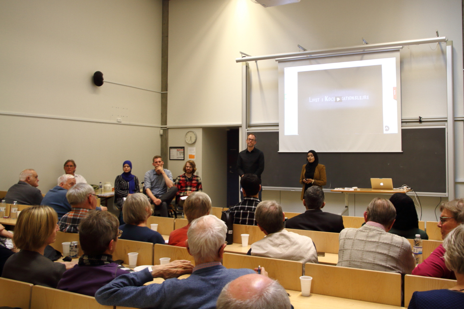 IWitness Presentations at University of Southern Denmark