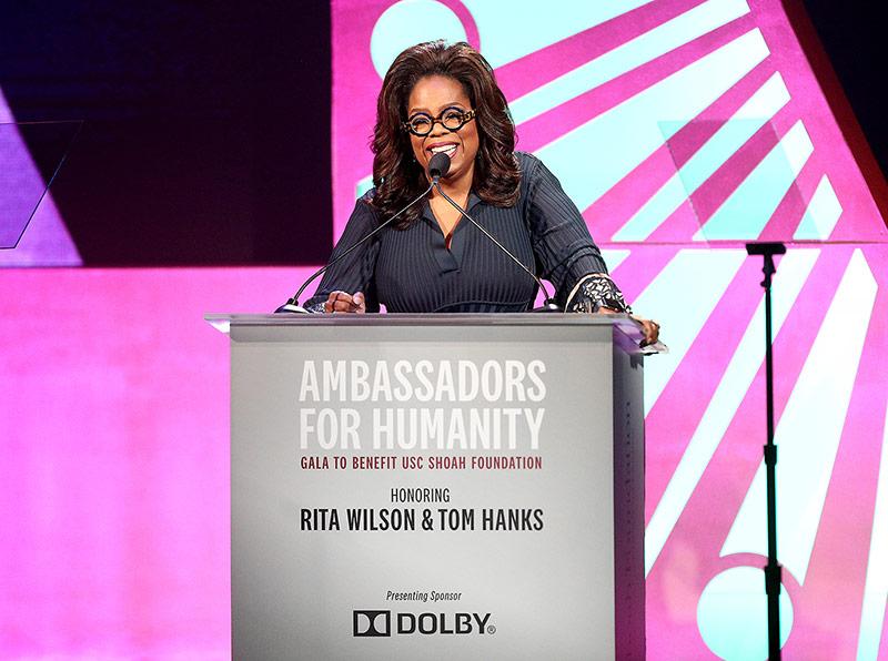 Special Guest Oprah Winfrey