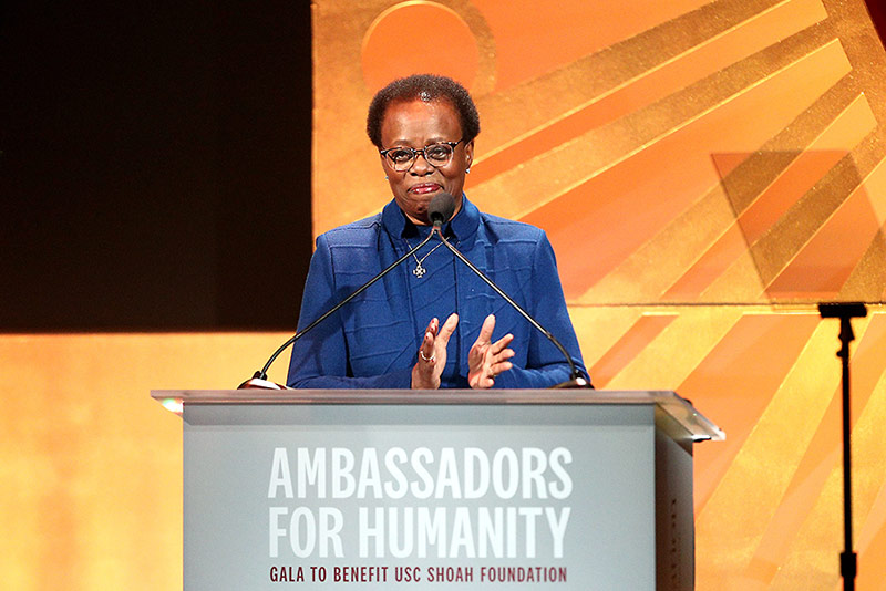 USC Interim President Wanda M. Austin