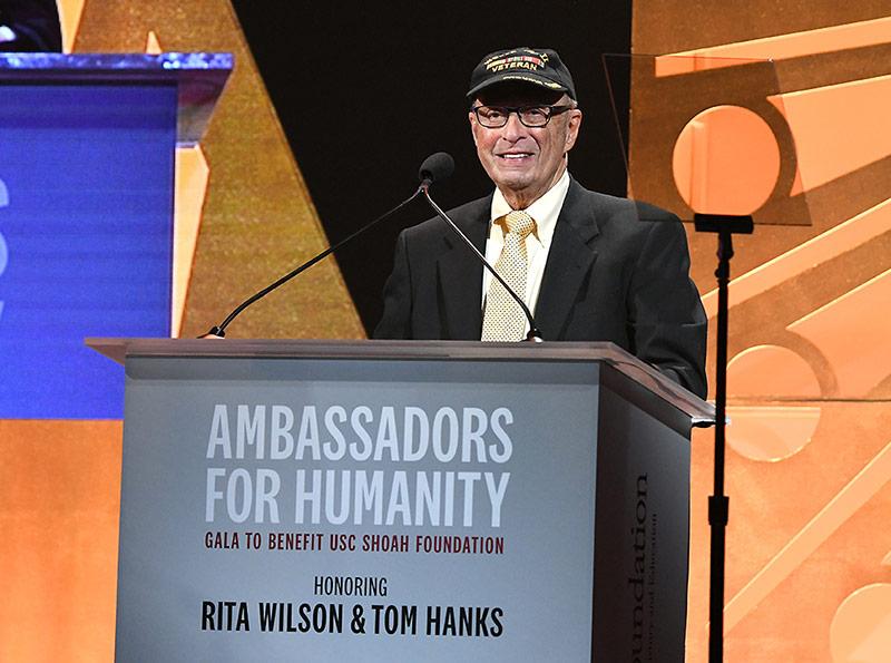 World War II Veteran and Liberator Glenn Felner