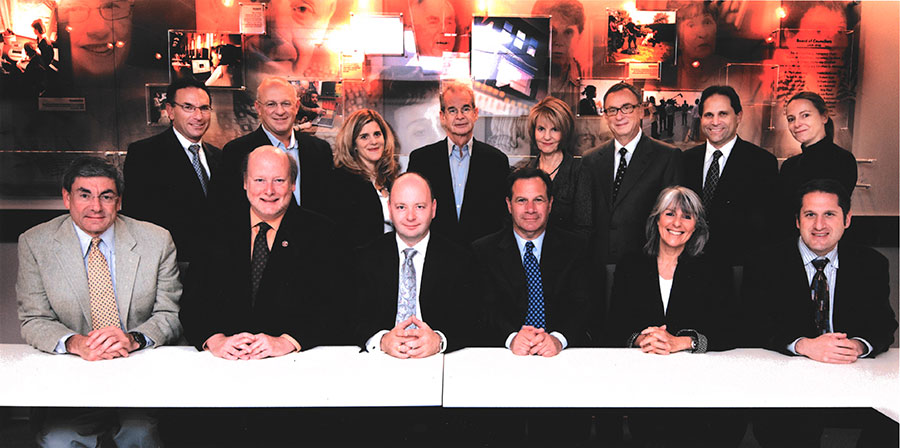 Our board of councilors in 2010