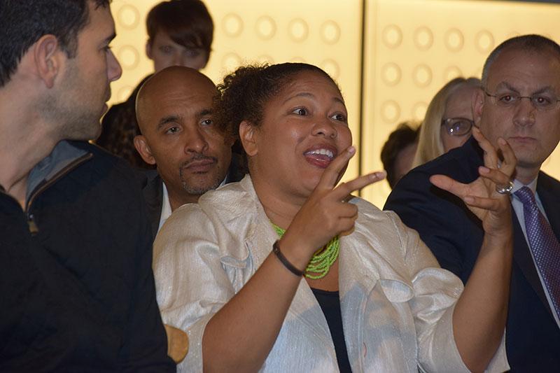 Councilor Karla Ballard Willams