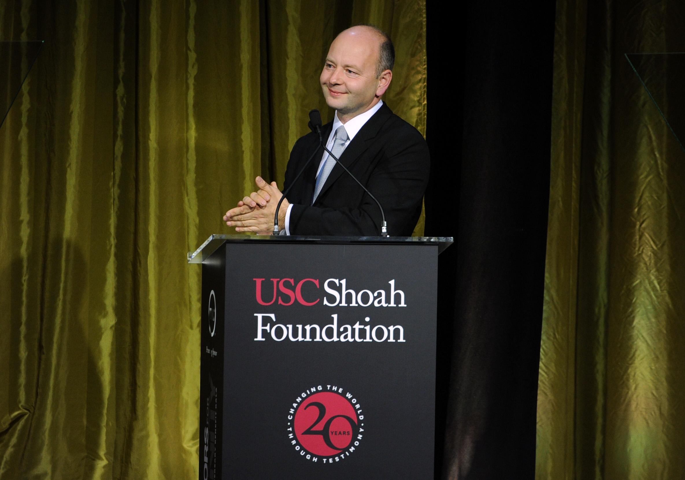 Executive Director Stephen D. Smith