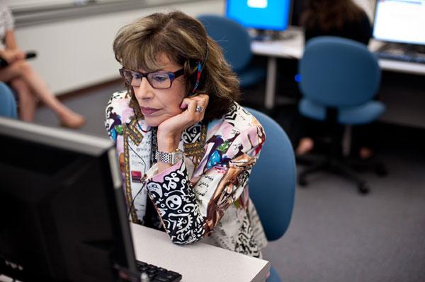 Barbara Jaffe, El Camino College (Los Angeles, California).