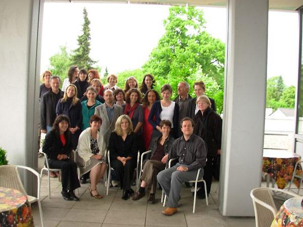 Group photo of participants.