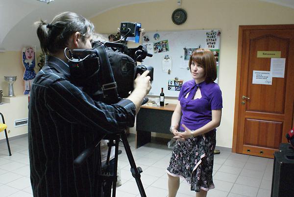 Institute Regional Consultant in Ukraine Anna Lenchovska talks about Spell Your Name.
