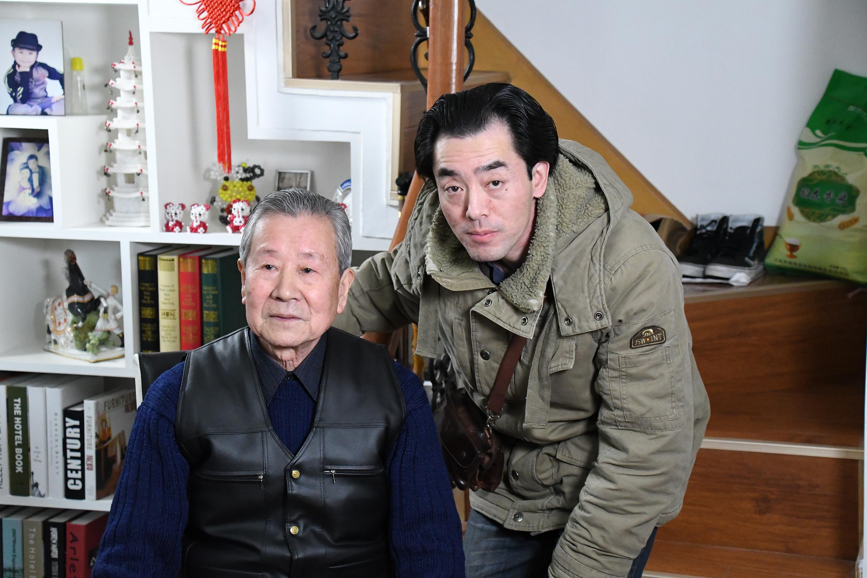 Tang Fulong and Mickey Chen