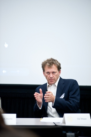 Ted Braun, Associate Professor, USC School of Cinematic Arts.