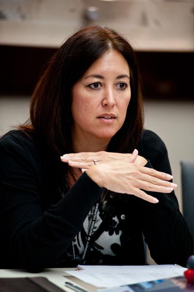 Debra Lunamand, Spring Valley Middle School (Spring Valley, California).
