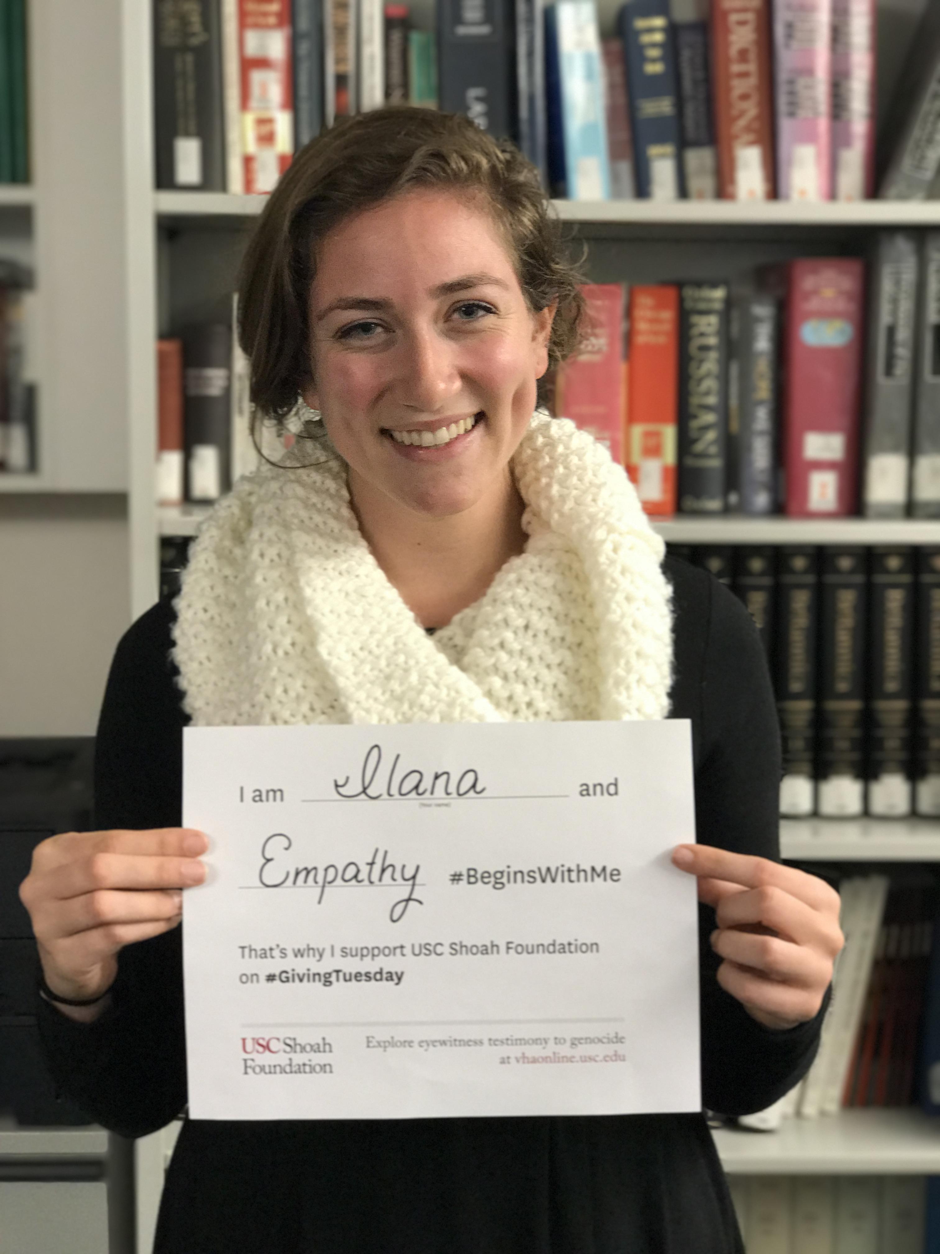 Ilana Rabin - Empathy #BeginsWithMe