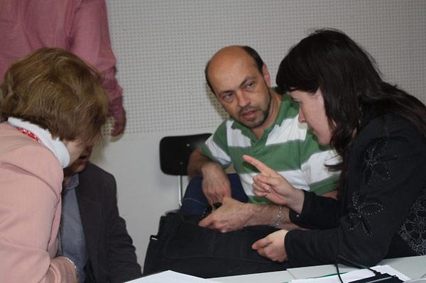 Iryna Kostyuk, Marek Kucia, Oleksandr Voytenko, and Anna Lenchovska.
