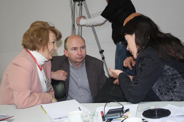 Iryna Kostyuk, Marek Kucia, and Anna Lenchovska.