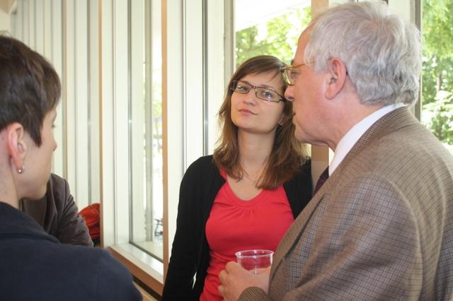Dorothee Wein, Anna Motyczka, and Nicolas Apostolopoulos.