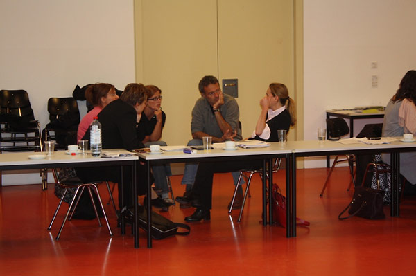 Juliane Brauer, Kay Andrews, Maria Ecker, Werner Dreier, and Karen Jungblut.
