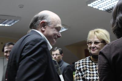 Professor Stanislav Kulchitsky, and Tetyana Bondarenko.