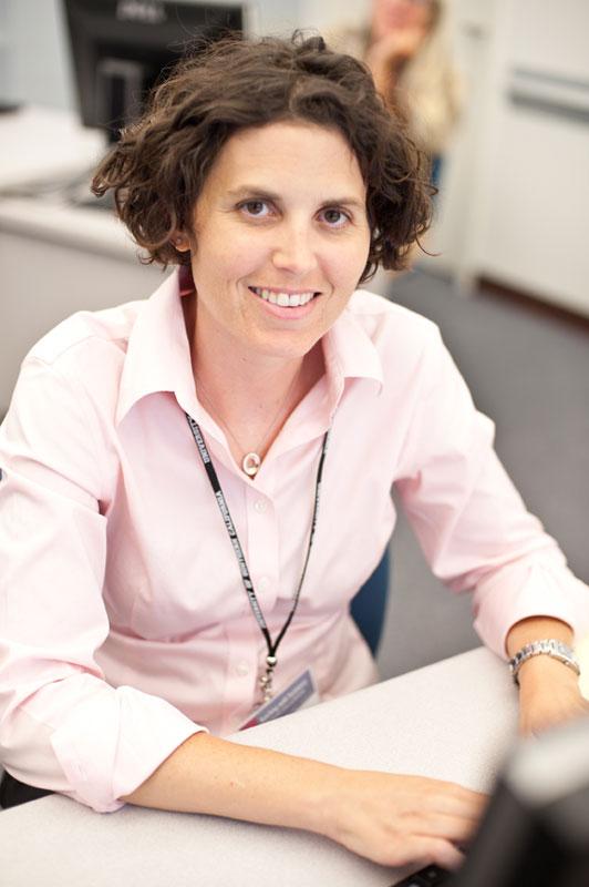 Jill Quigley, San Diego Jewish Academy (San Diego, California).