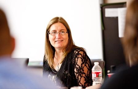Sheila Hansen, Senior Trainer/Content Specialist, Educational Programs.