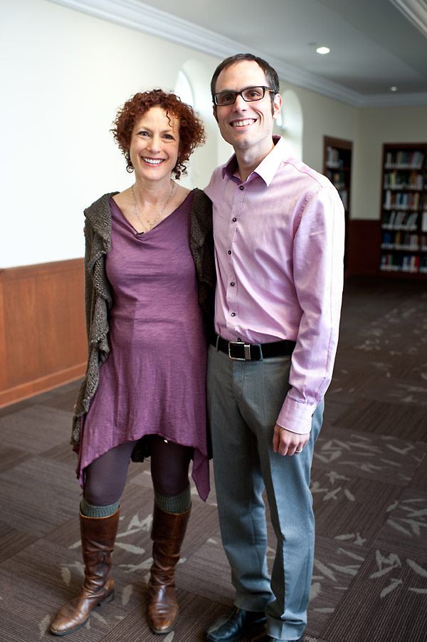 USC Theater faculty member Stacie Chaiken co-organized the 2012 Conference of the Association for Jewish Theater event with USC Shoah staff member Dan Leshem.