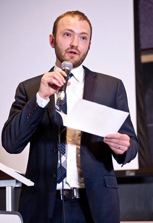 Rabbi Ethan Bair, Rabbinic Director and Director of Jewish Student Life, USC Hillel.
