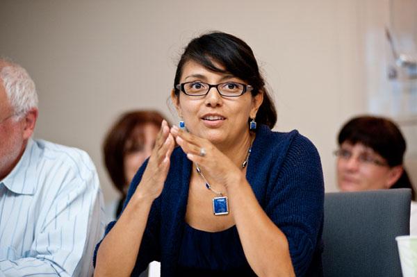 Lesly Culp, an educator at Vista Murrieta High School (Murrieta, California), and graduate of the 2010 Master Teacher Workshop.