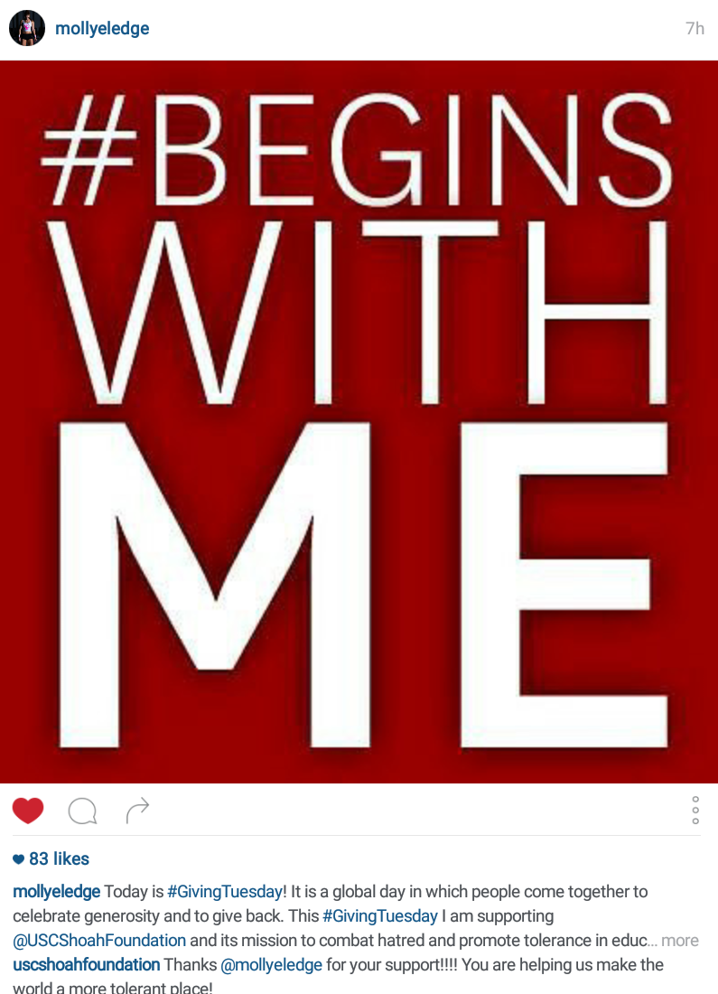 #BeginsWithMe - Changing the world through testimony