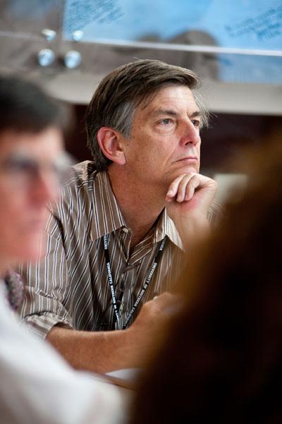 Stephen Molstad, Los Angeles School of Global Studies (Los Angeles, California).