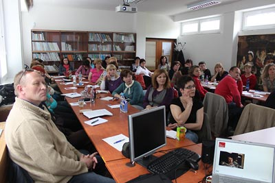 Nitra seminar:  Proposals for new lessons.