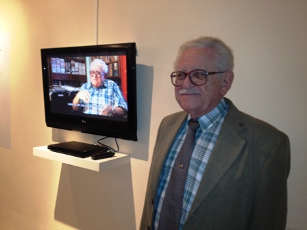 Professor José Altshuler's testimony (on-screen) is part of the Exhibit.