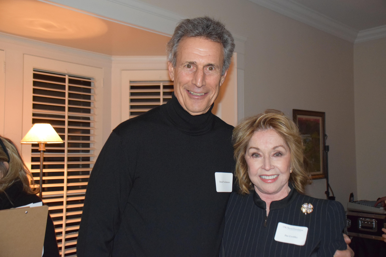 David Nochimson and Pat Crowley