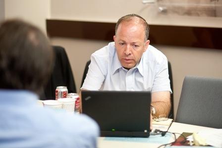 Haim Gertner, Director of the Archives, Yad Vashem.