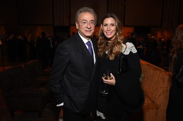 Mickey Shapiro and Erica Kives
