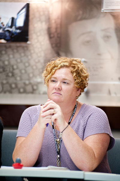 Sharon Wright, Fayetteville School (Sylacauga, Alabama).