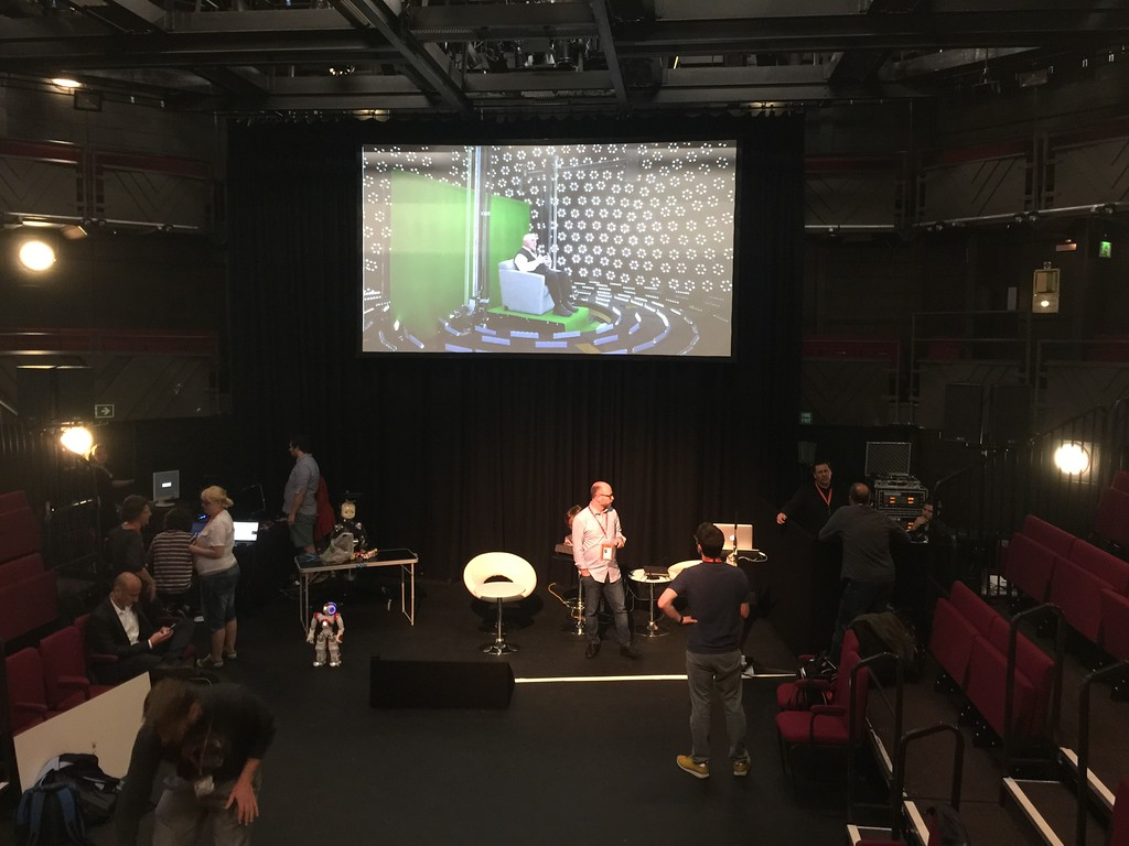 Dimensions in Testimony on display at Sheffield Doc Fest 2016