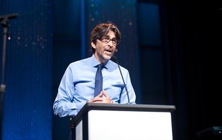 Peter Cook, a USC Shoah Foundation Institute Master Teacher.