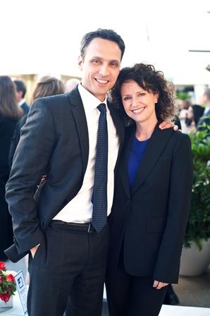 James Pitaro and Jean Louisa Kelly