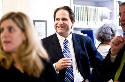 Ari Zev, USC Shoah Foundation Institute Director of Administration.