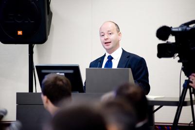 Stephen D. Smith, USC Shoah Foundation Institute Executive Director.