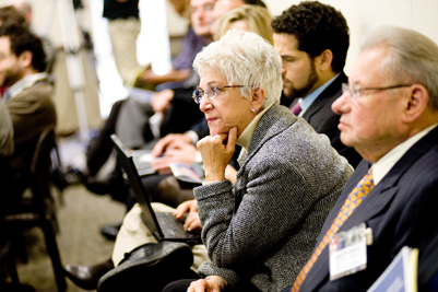 Daisy Miller, USC Shoah Foundation Institute Director of Development, Major Gifts.